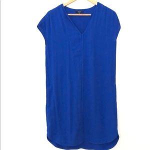 Madewell Blue Shift Dress